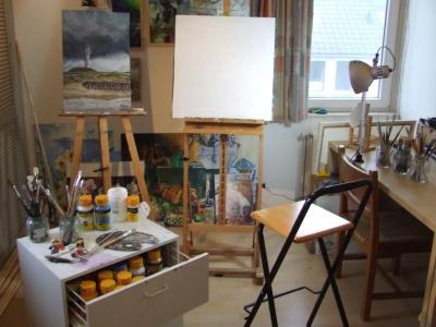 Atelier Op Zolder.Atelierandre Nl Het Atelier Op Zolder